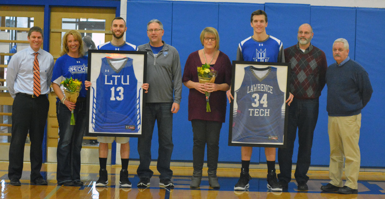 Photo for LTU Struggles Against Marygrove Falling 84-68 on Senior Day