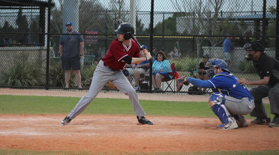 Baseball Takes Two from Becker to end Florida Trip
