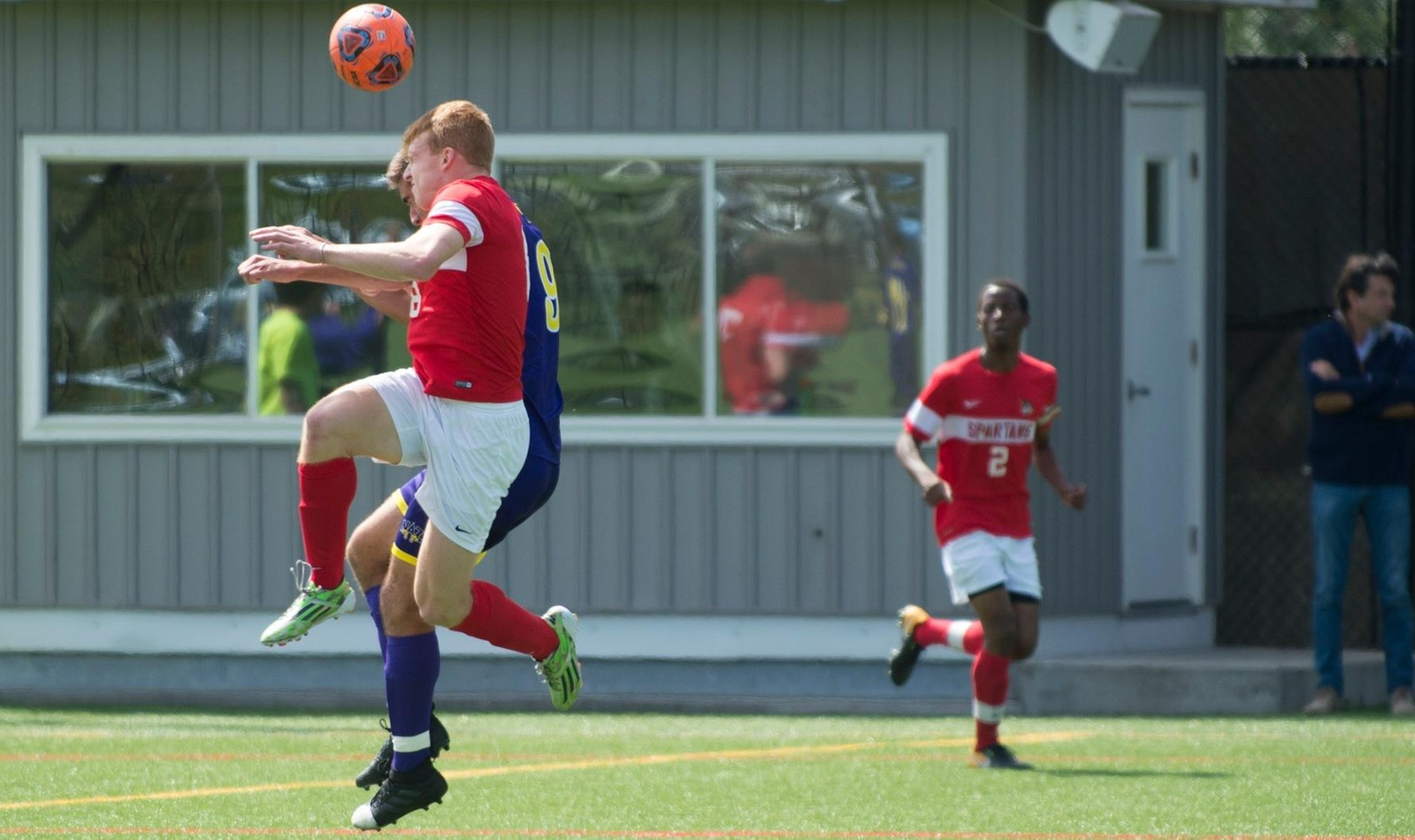 Men's Soccer Gets Shutout at Home