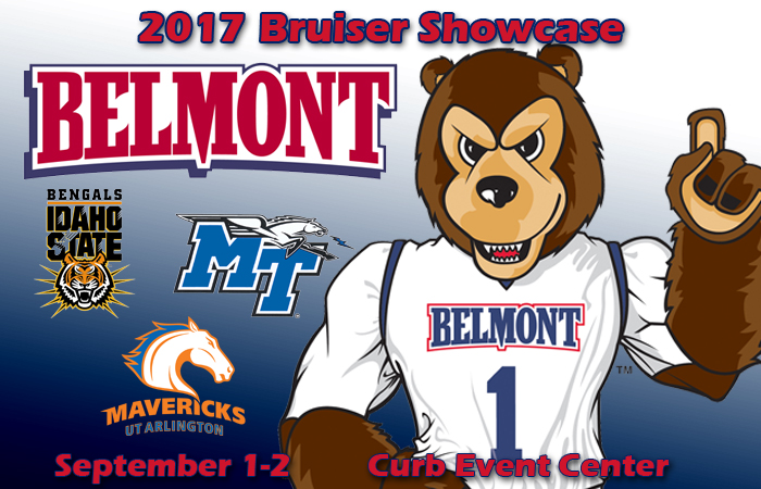 Next Up: Bruiser's Showcase
