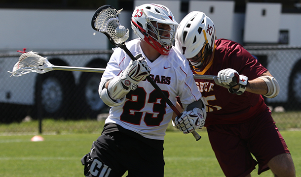 Will Mandracchia leads the NEWMAC in points (20) and assists (11) through the first six games of the season.