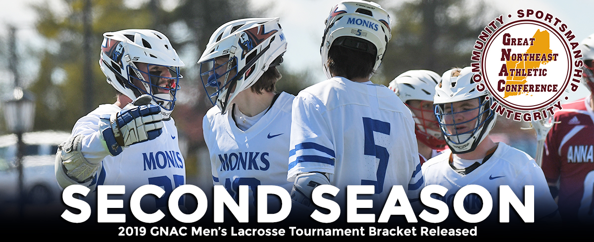 Monks Earn #3 Seed in 2019 GNAC Tournament