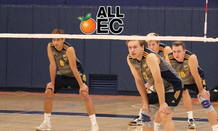 Fullerton College men's volleyball