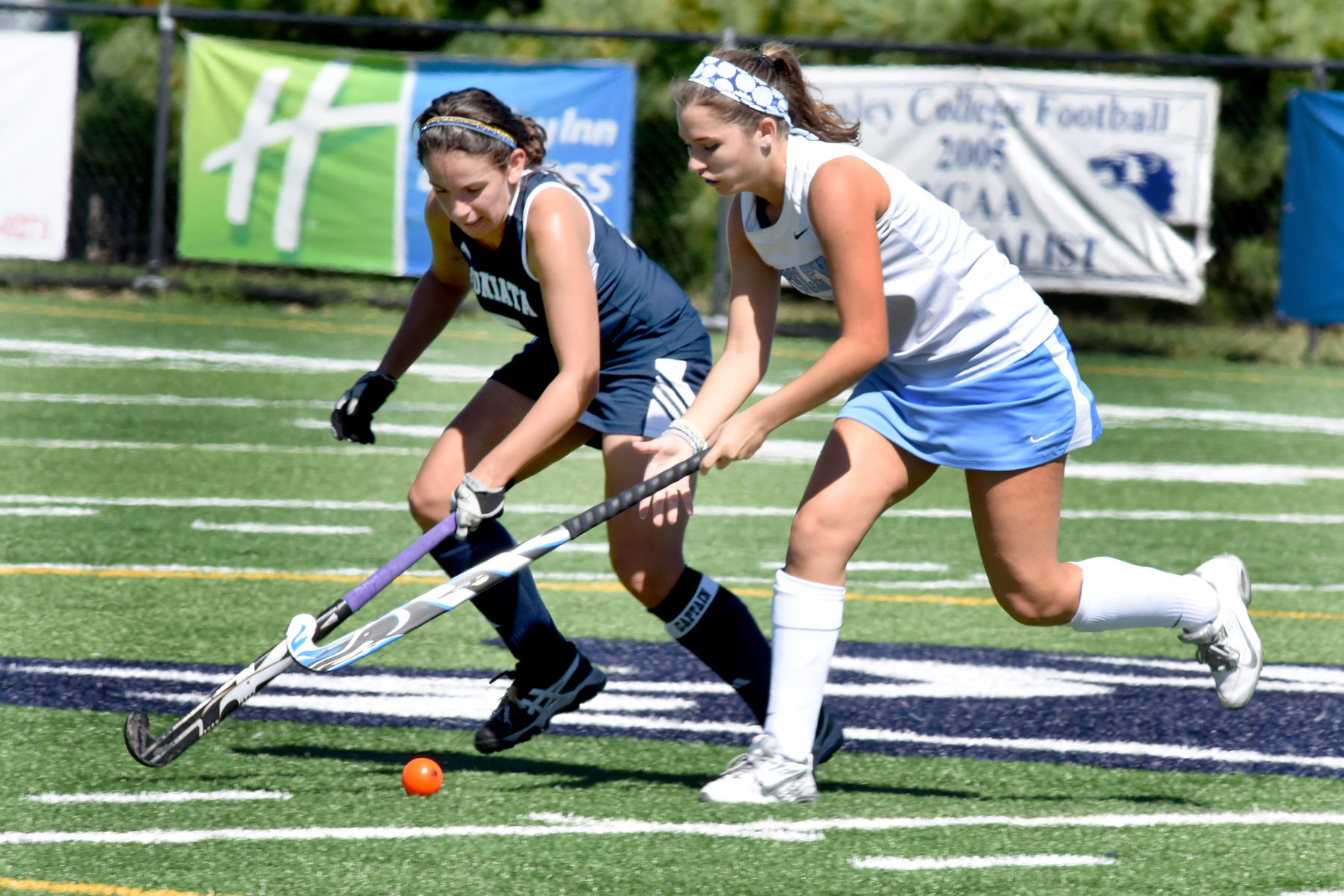 Wesley Drops Conference Tilt to York
