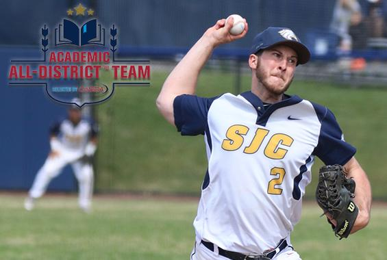 Outsen Earns CoSIDA Academic All-District Nod