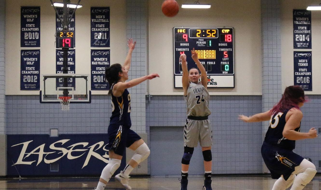 Women's basketball team drops first game in conference play