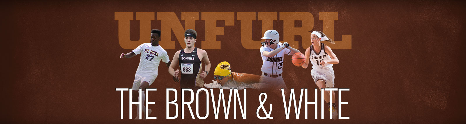 The Brown & White