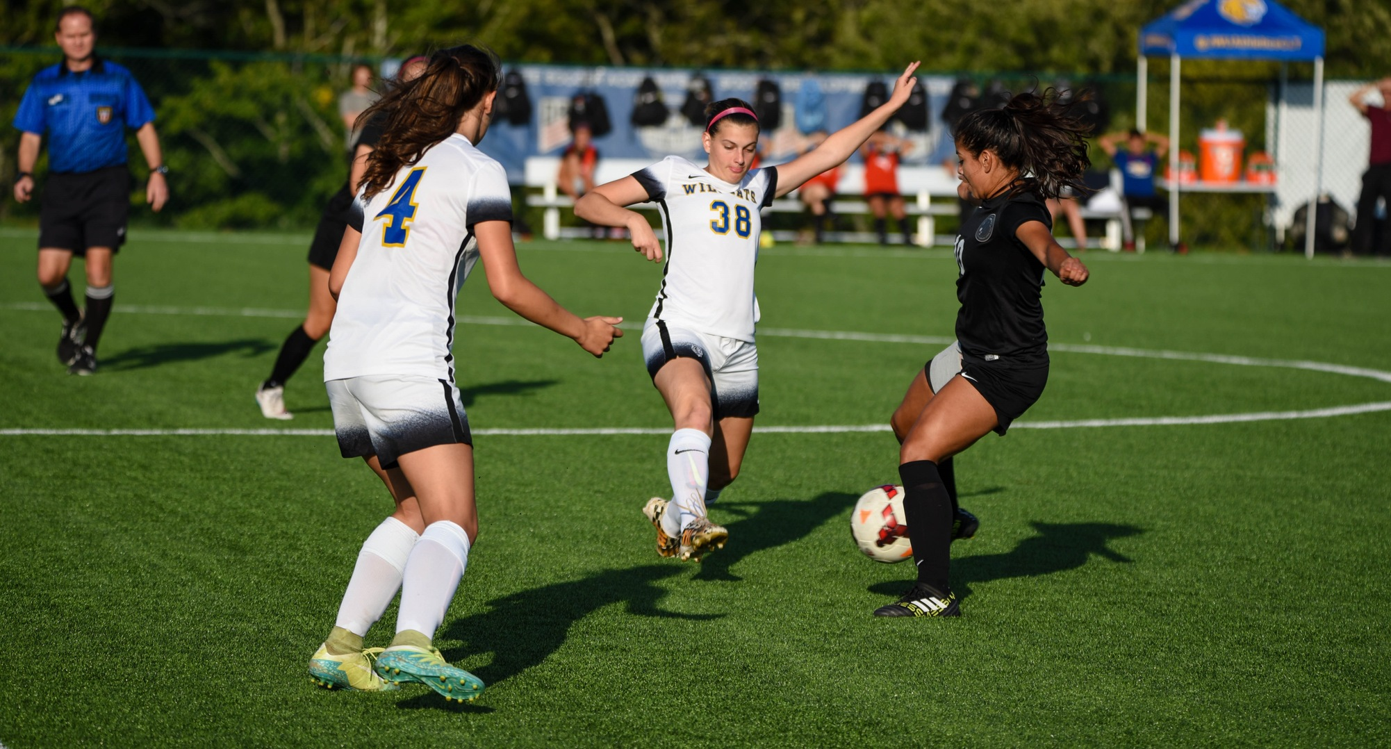 Women's Soccer Claims 3-1 Win at Warren Wilson