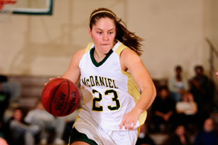 McDaniel cruises to fifth straight win over Bryn Mawr behind balanced attack