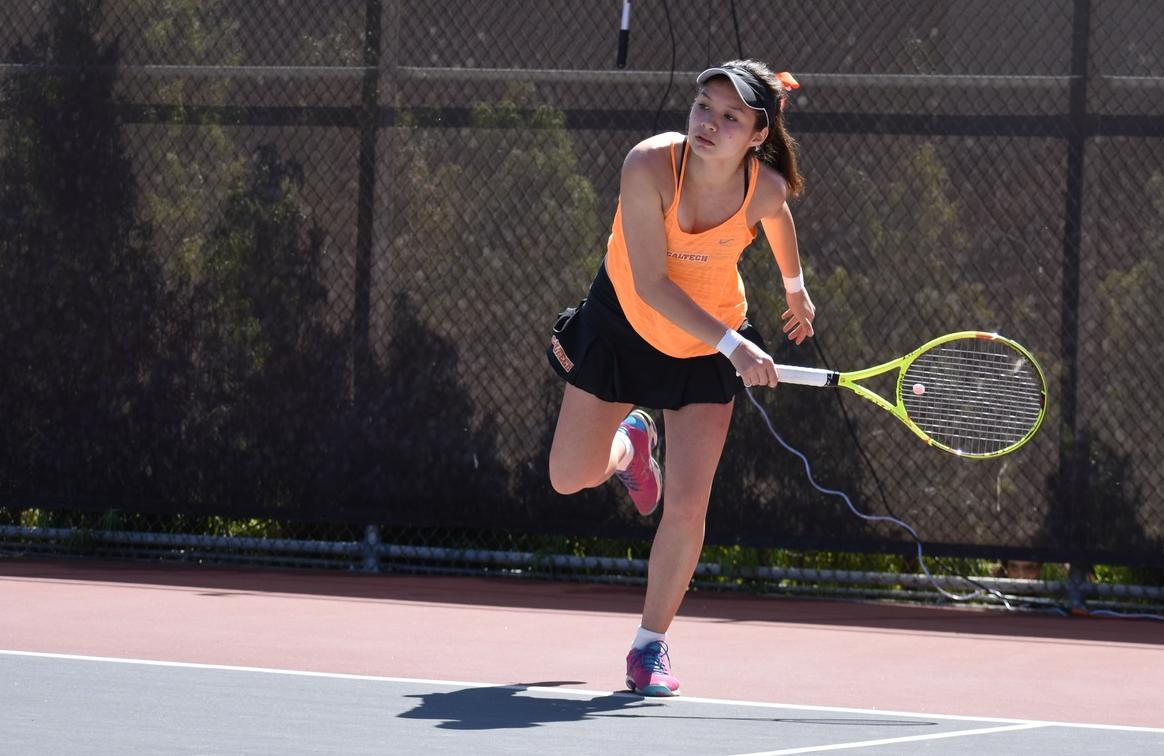 Zhou Becomes Second ITA Bracket Finalist in Program History
