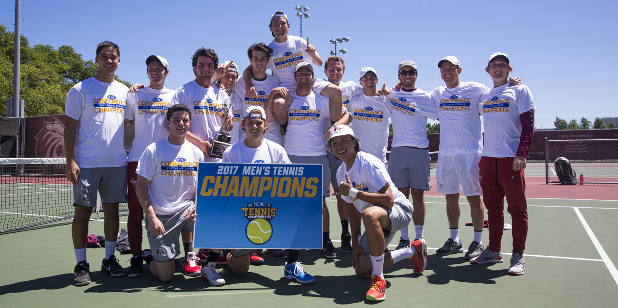 Trinity Wins Its Eighth Straight SCAC Men's Tennis Championship