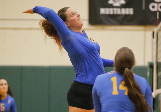 SHELOW LEADS WOMEN'S VOLLEYBALL TO PAIR OF GNAC WINS AT USJ