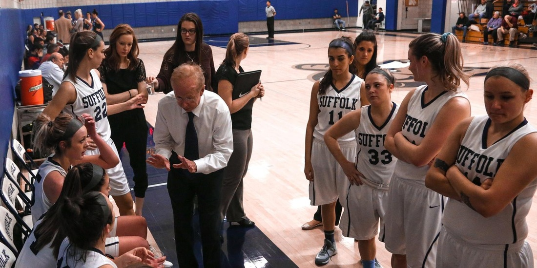Women's Basketball Edged at Salve Regina, 52-50, in Season Opener