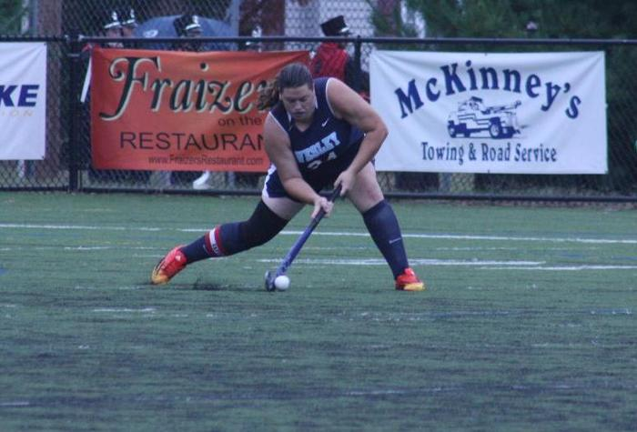 Field Hockey falls at Rowan University