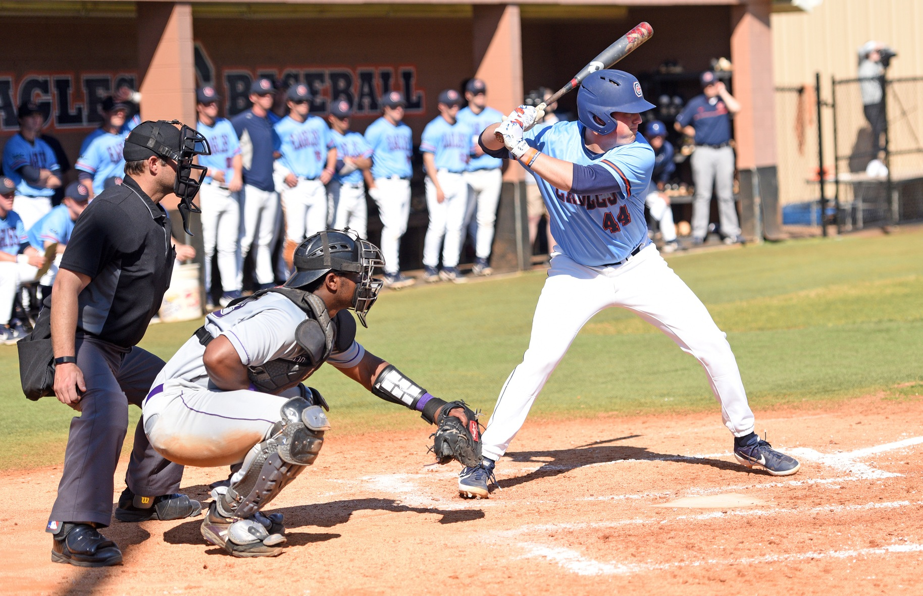 Griffin's group geared up for opening weekend at Limestone
