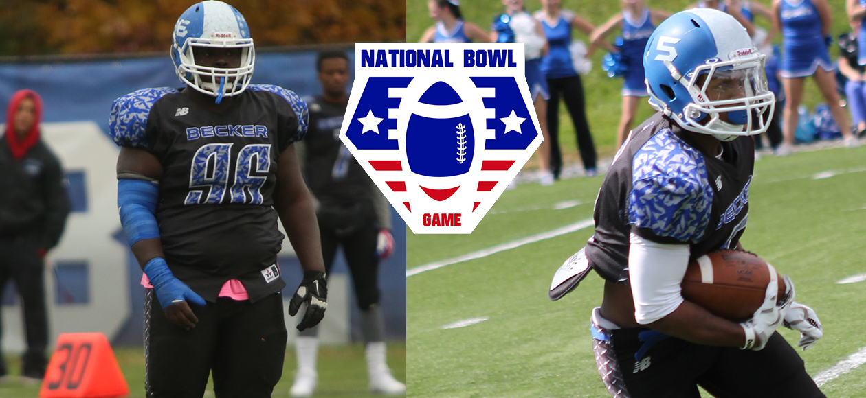 Davin Collins and Alex Stewart to Play in the Seventh Annual National Bowl