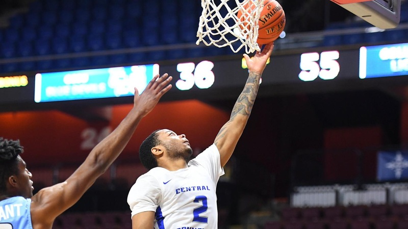 Men's Basketball Rally Falls Short to Maine, 66-64
