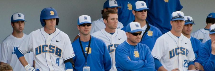 UCSB Baseball to Have 47 Games Broadcast  This Season