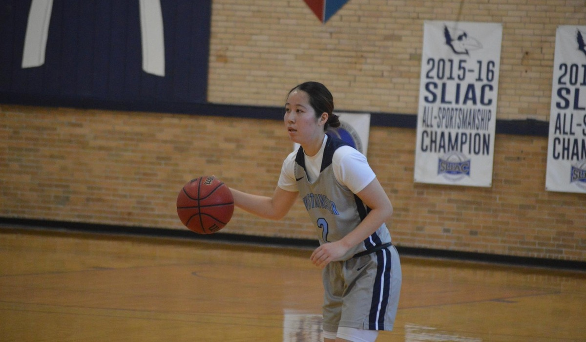 Westminster Women's Basketball Suffers Road Loss to Spalding