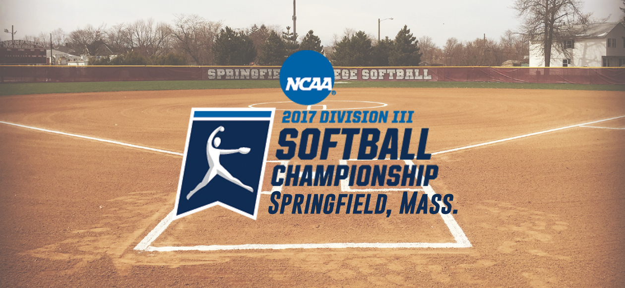 Springfield College Set to Host NCAA Division III Softball Championship Tournament Opening-Round Regional