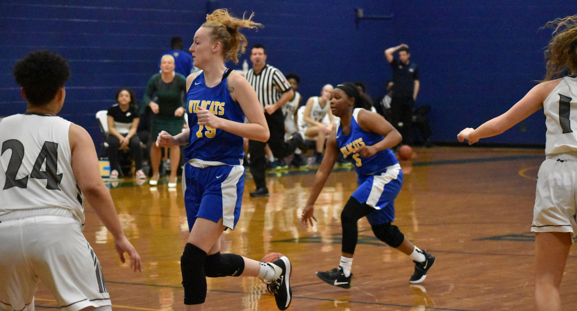Women's Hoops Drops EMAC Contest to Owls
