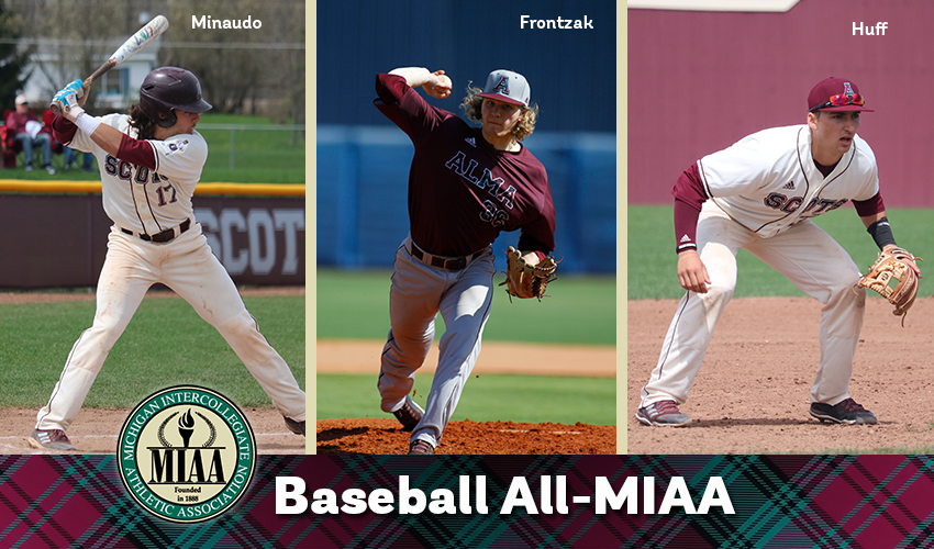 Three players named to All-MIAA team