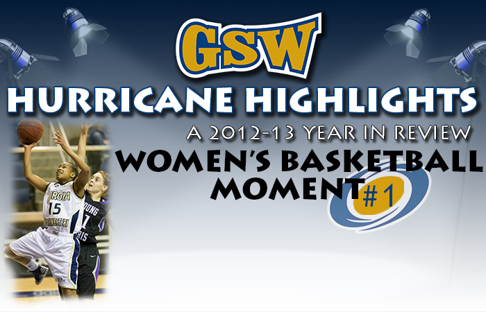 GSW Women's Basketball Hurricane Highlight #1: Lady 'Canes Offensive Explosion