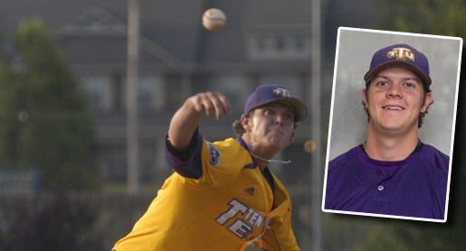 Tristan Archer named as Tech Athletics 2013 Man of the Year