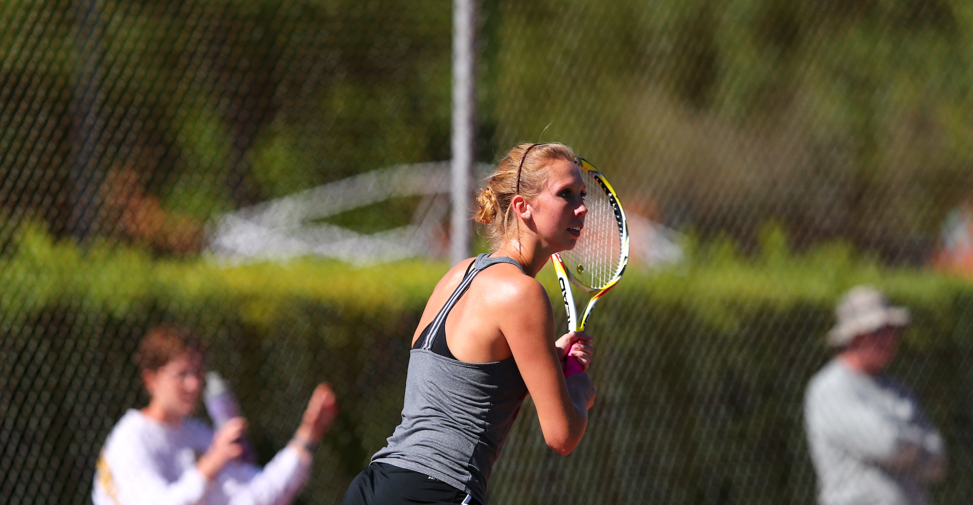 Women's Tennis Tops Colorado to Finish 3rd at SCAC Championship