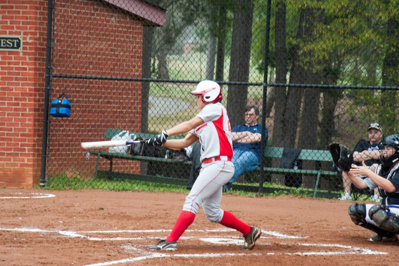 Huntingdon softball remains unbeaten in Great South Athletic Conference