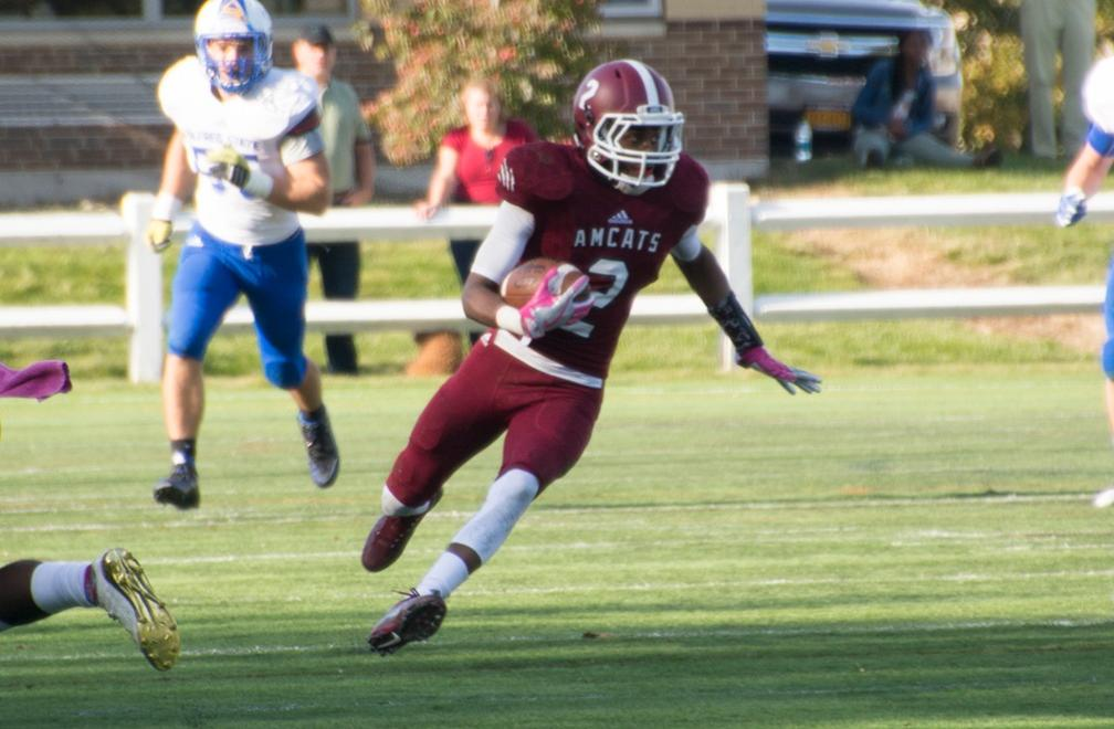 FOOTBALL: Husson too strong for Anna Maria