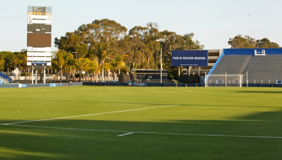 UCSB vs. Cal Poly match time changed to 5:00 p.m. this Saturday, Oct. 27.