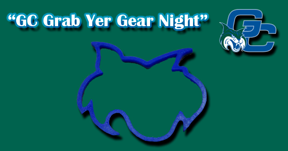 GC Grab Yer Gear Night Set for Nov. 17