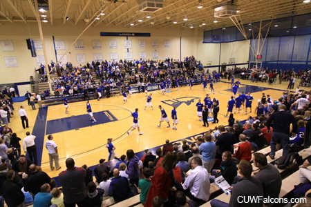 Luther ends CUW season 68-61