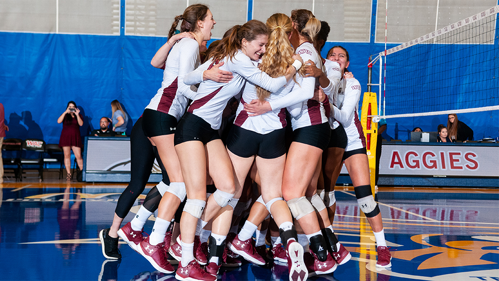 This Week in WAC Volleyball - Nov. 27