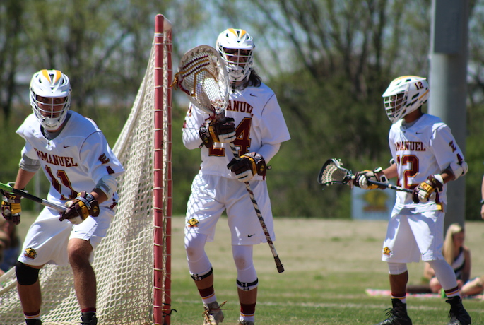 Lions Lacrosse Grab Win Over Shorter University
