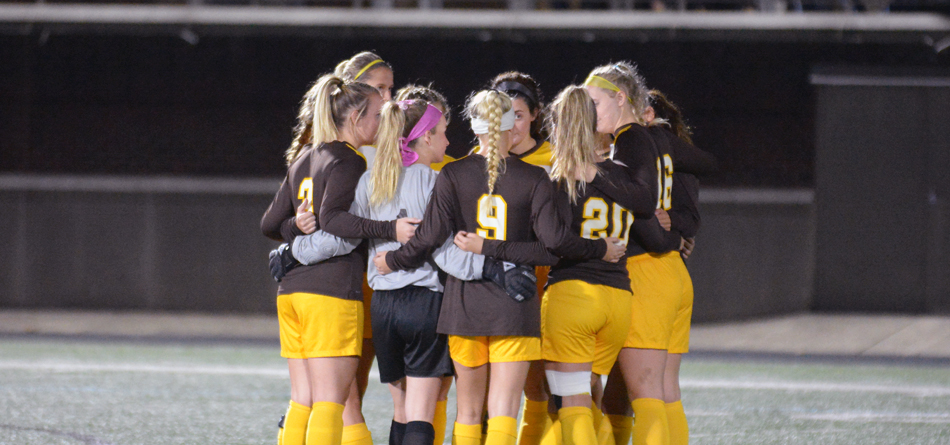 Women's Soccer Falls to Capital in OAC Quarterfinal