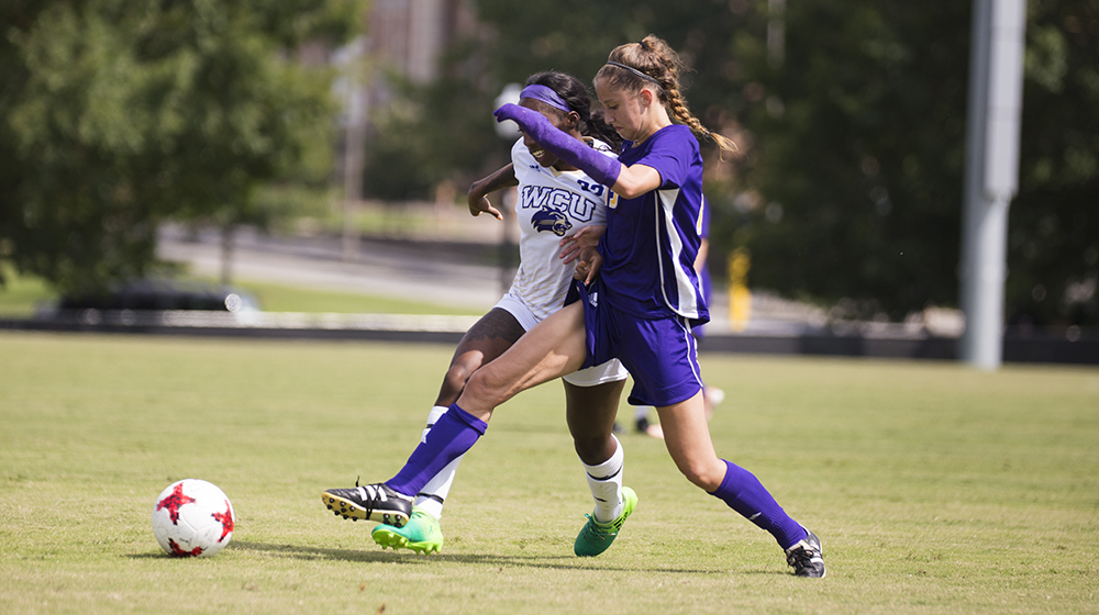 Tech soccer starts off home slate on the right foot behind 1-0 win over Western Carolina