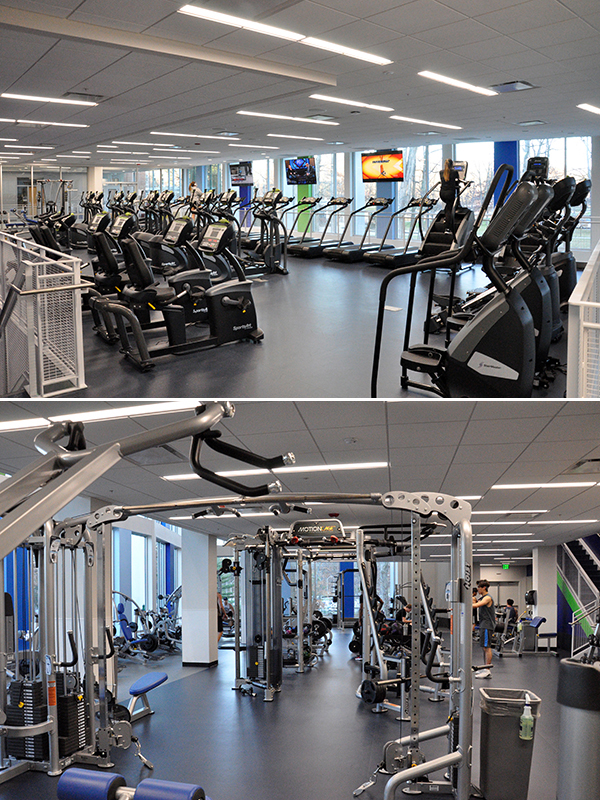 Reliance Bank Fitness Center