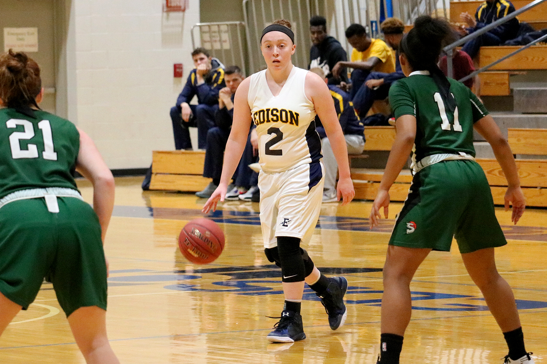 Lady Chargers Earn 20th Win of Season