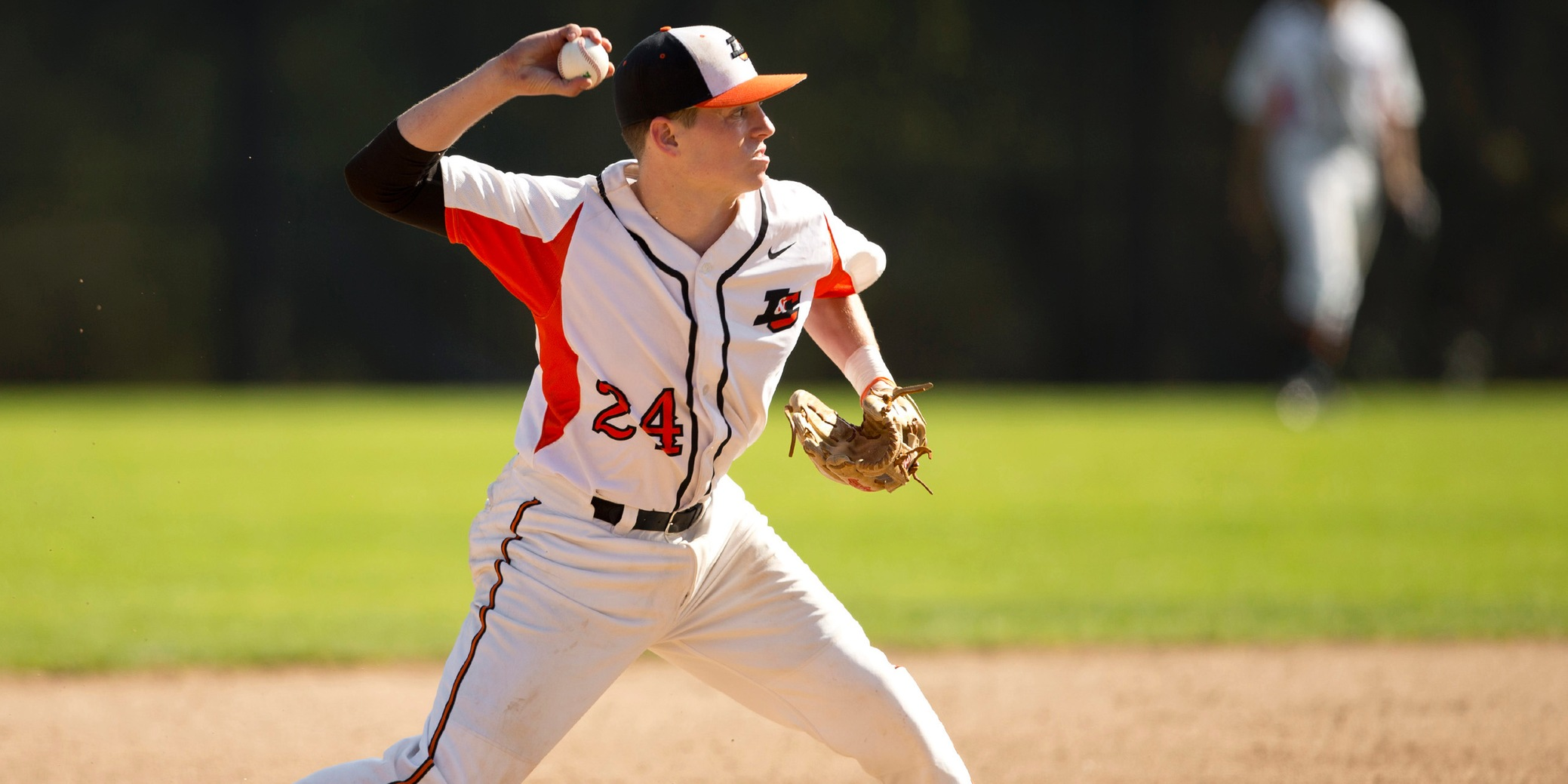 Pios nearly total as many hits, but lose in season opener