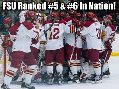 FSU Achieves Season-Best Ranking This Week