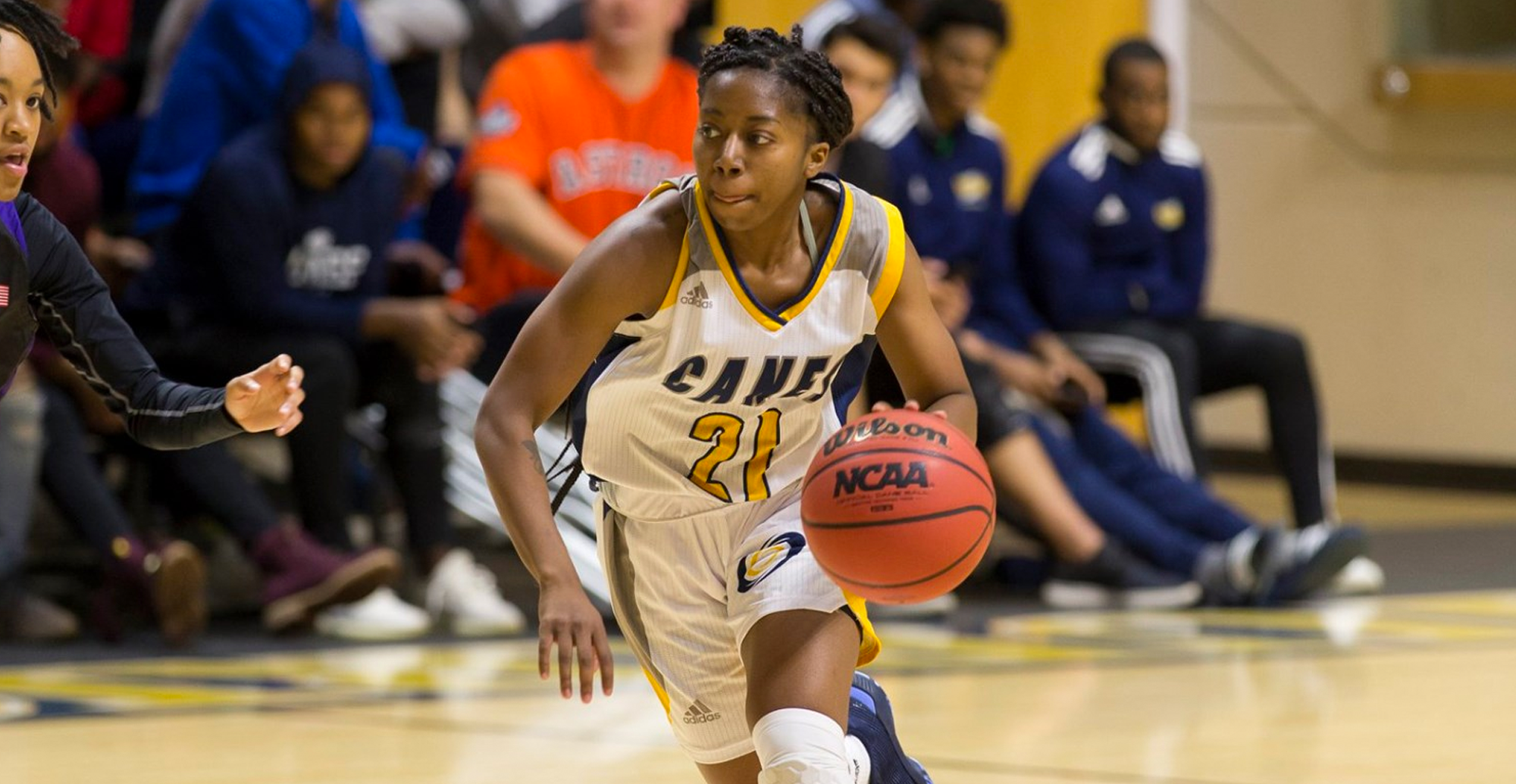 First Half Flaws Lift Eckerd Over GSW