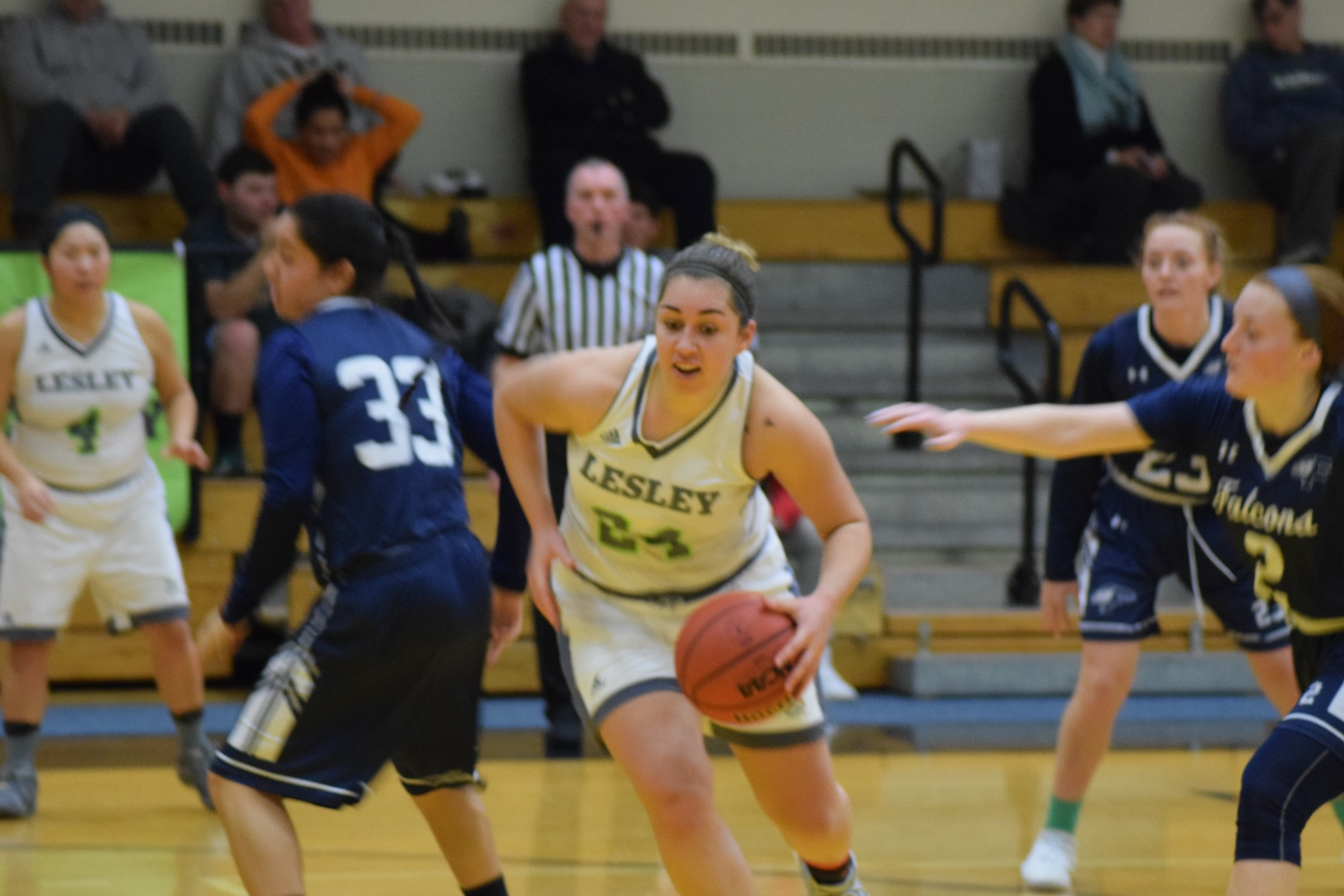 Lynx Slip to Wheelock, 64-48