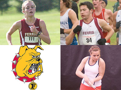 Ferris State Cross Country, Women's Tennis Teams To Open Season