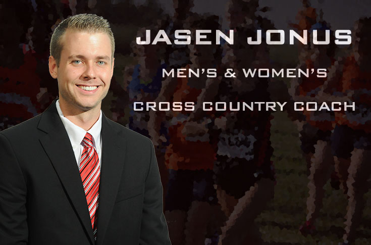 Cross Country: Jasen Jonus named LC's new cross country coach