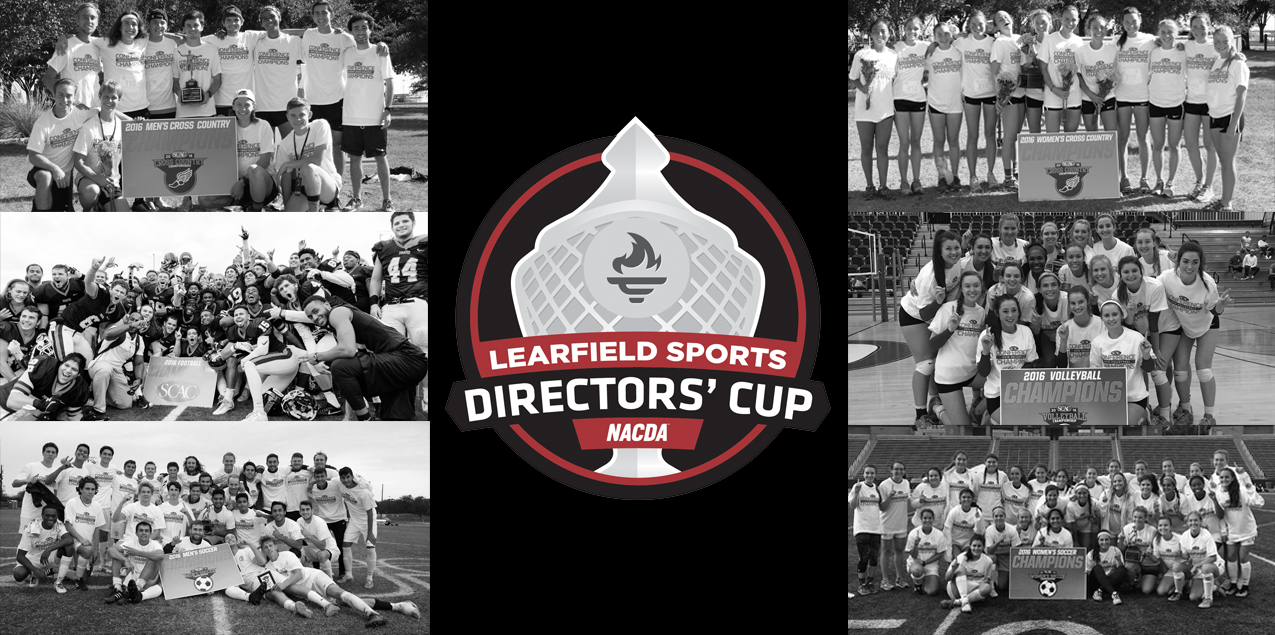 Trinity Leads Three SCAC Members Ranked in First Learfield Sports Directors' Cup Standings