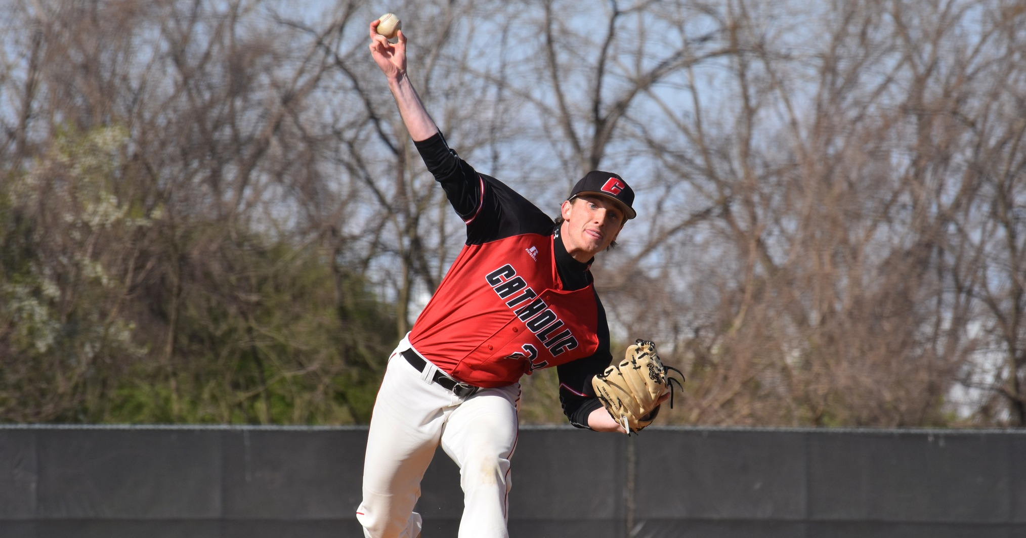 Gately Goes the Distance in Win Over Blue Jays