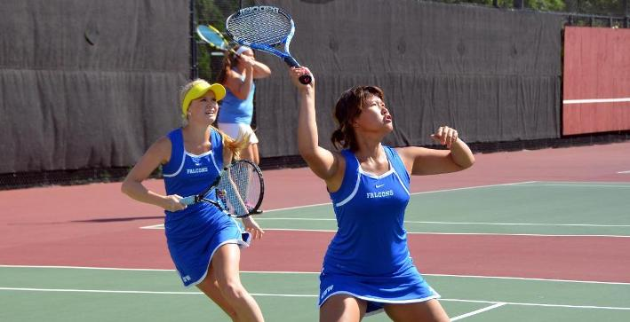 Women's Tennis drops final NACC match to Lakeland