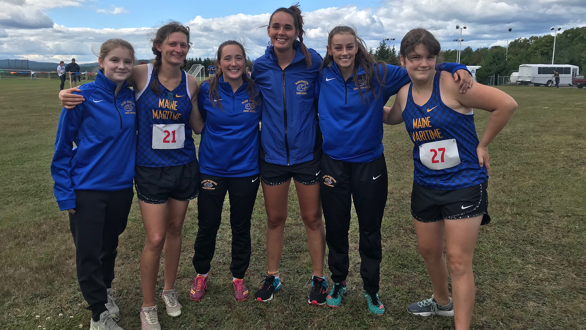 Women's Cross Country Finishes Second at UMPI Invitational